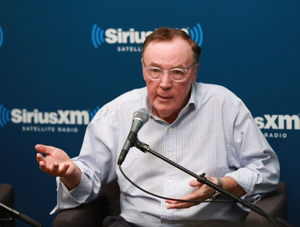 NEW YORK, NY - JUNE 07: Author James Patterson visits the SiriusXM studios for 'SiriusXM's Town Hall with James Patterson and special guest Grant Hill' at SiriusXM Studio on June 7, 2013 in New York City. (Photo by Robin Marchant/Getty Images for SiriusXM)