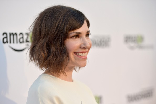 LOS ANGELES, CA - SEPTEMBER 15: Actress Carrie Brownstein attends the Amazon red carpet premiere screening for brand-new dark comedy, 'Transparent,' The Theatre at Ace Hotel on September 15, 2014 in Los Angeles, California. (Photo by Charley Gallay/Getty Images for Amazon Studios)