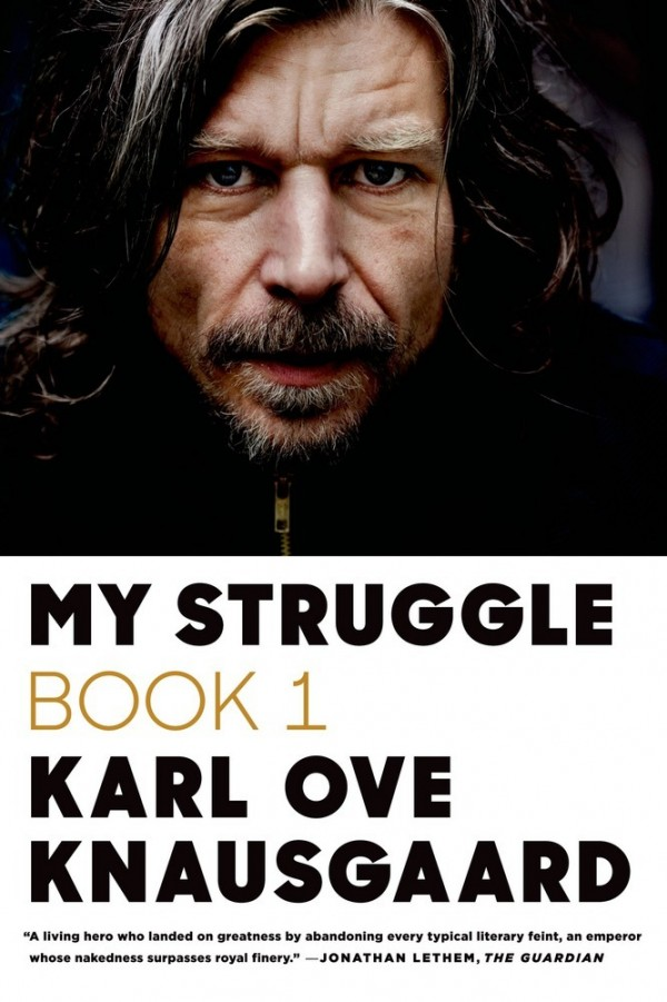 My Struggle Book 1 by Karl Ove Knausgaard Book Cover