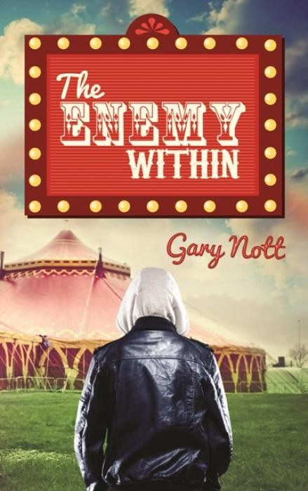 The Enemy Within by Gary Nott book cover