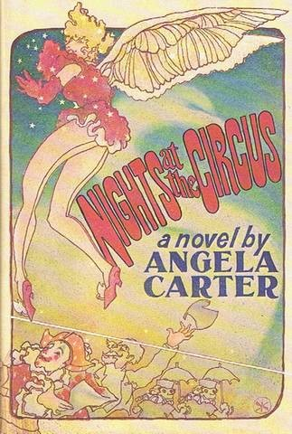 "Angela Carter Titled ""Best Winner Of The James Tait Black Award"""