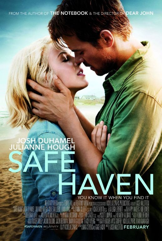 Author and Producer of 'Safe Haven' Nicholas Sparks Talks Love, Life and Inspirations