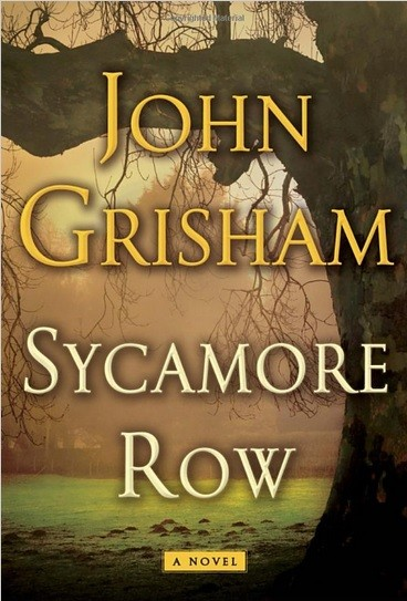 "John Grisham's ""Sycamore Row"" Retains Number One Spot On New York Times' Bestseller List"