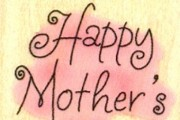 A Mother's Day card