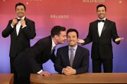 Madame Tussuads And Jimmy Fallon Debut Five Wax Figures At Madame Tussauds New York