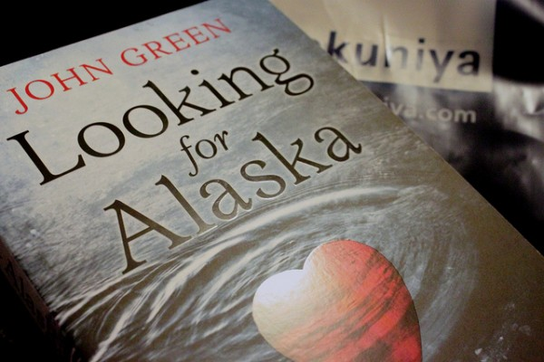 "Book cover of ""Looking for Alaska"" by John Green"