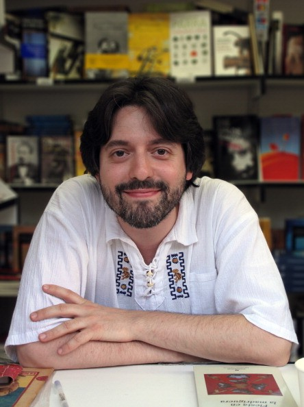 Andres Neuman (1977), Spanish-Argentinian writer and poet