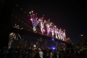 Fourth Of July Celebrated With Fireworks In New York And New Jersey