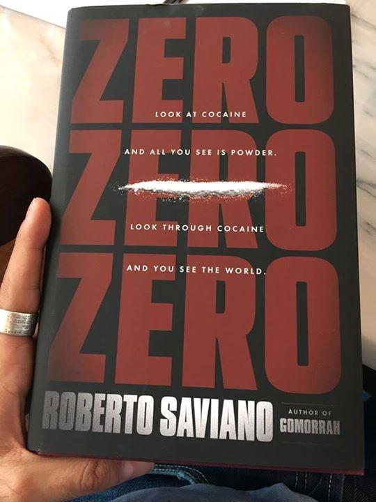 'Zero, Zero, Zero' by Robert Saviano