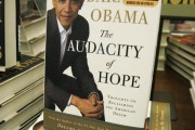 Barack Obama Signs Copies Of His New Book