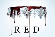'Red Queen' by Victoria Aveyard Book Cover