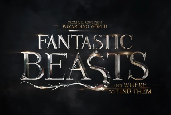 Fantastic Beasts and Where to Find Them official film logo