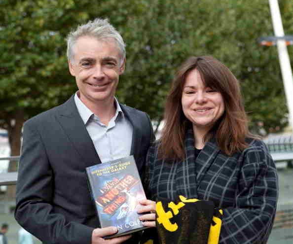 Fans Gather To Celebrate Final Book Of Hitchhikers Guide To The Galaxy