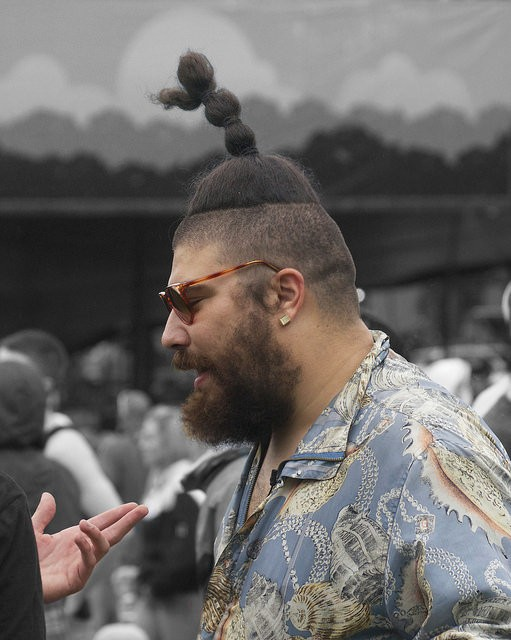 "The Fat Jew's ""Talk to the Hair"" statement"