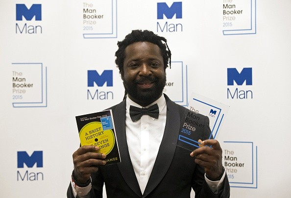 The Man Booker Prize Presention
