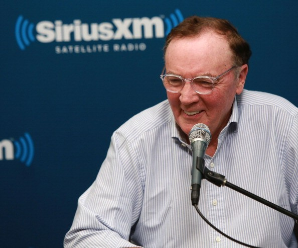 Author James Patterson And NBA Legend Grant Hill Visit The SiriusXM Studios For 'SiriusXM's Town Hall With James Patterson And Special Guest Grant Hill'