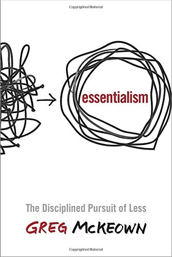 (VIDEO Review) Essentialism: The Disciplined Pursuit of Less