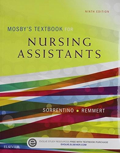 Top 5 Best textbook for nursing assistants for sale 2017